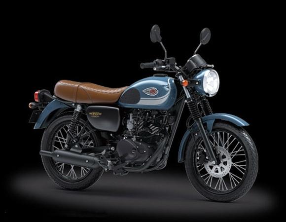 Kawasaki W175 SE 2019 Blue