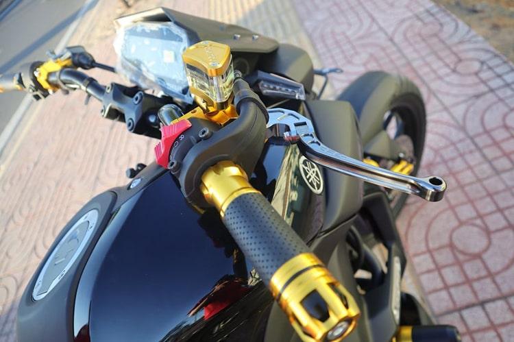 Yamaha MT-15 2019 độ cá tính