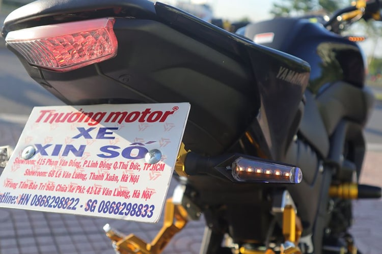 Yamaha MT-15 2019 độ đồ chơi