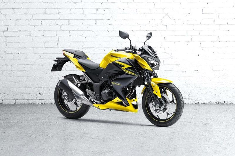 Kawasaki Z300 ABS 2019