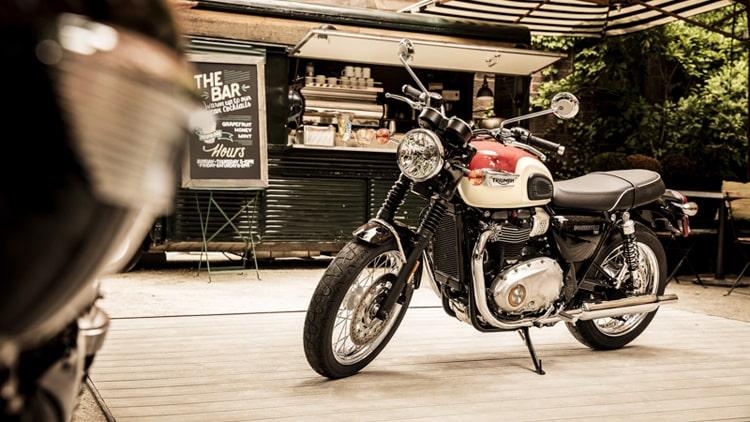Đánh giá Triumph Bonneville T100 2019