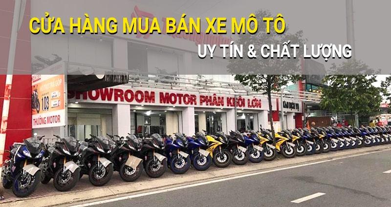 Cửa hàng mua bán xe mô tô PKL uy tín