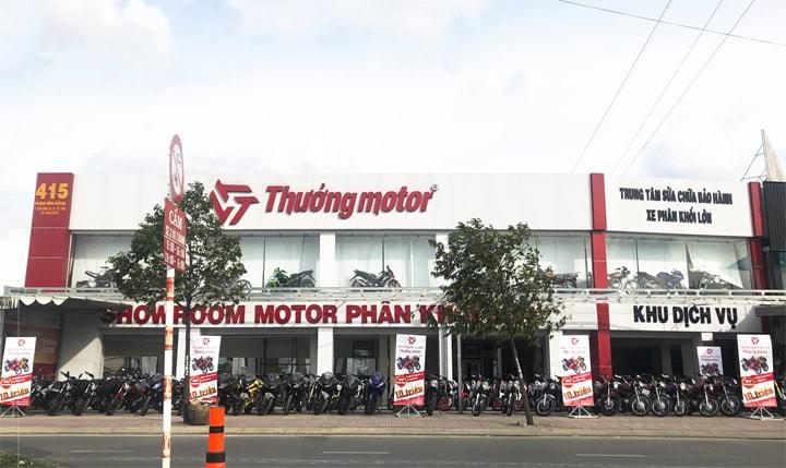 Cửa hàng Thưởng Motor TPHCM
