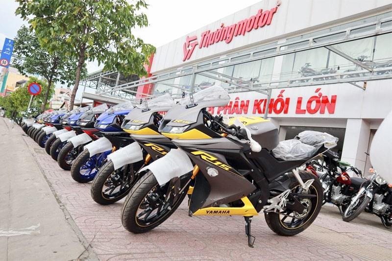 Đại lý mua bán xe mô tô PKL uy tín TPHCM