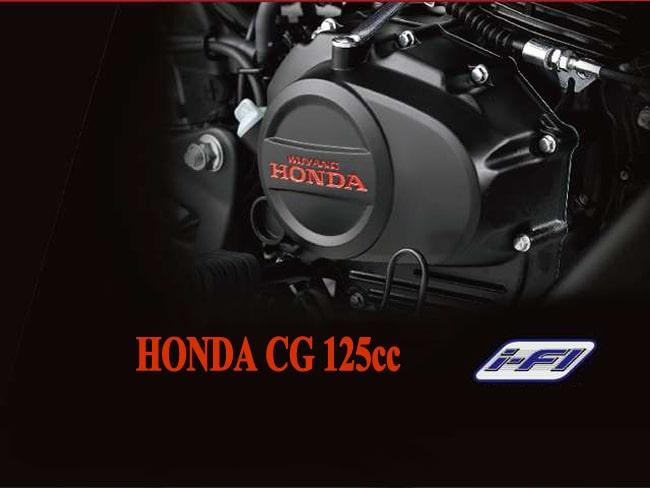 Động cơ Honda CG 125