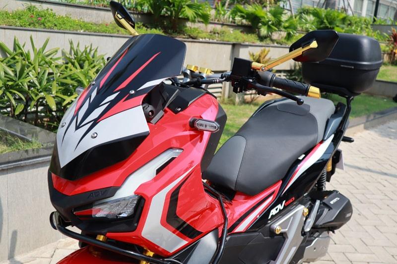 Honda ADV 150 2019 độ cá tính
