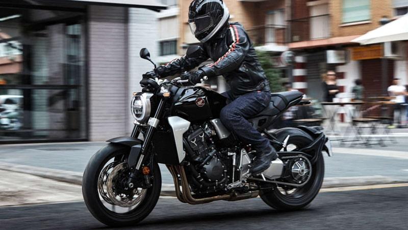 Honda CB1000R ABS 2020 nakedbike