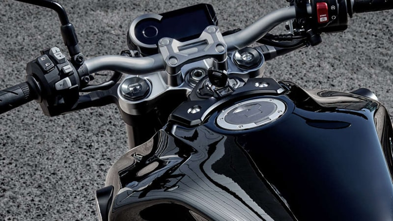 Dong ho Honda CB1000R ABS 2020