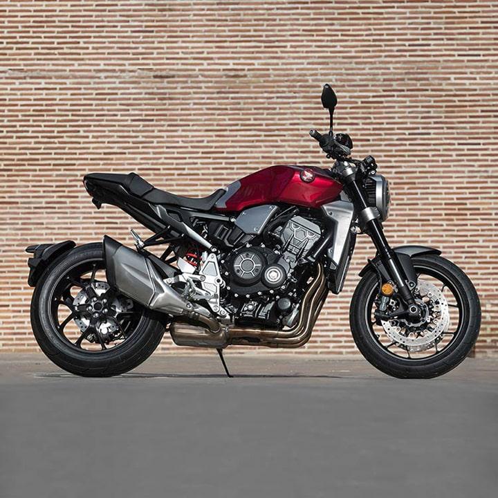 Honda CB1000R ABS 2020 mau do den
