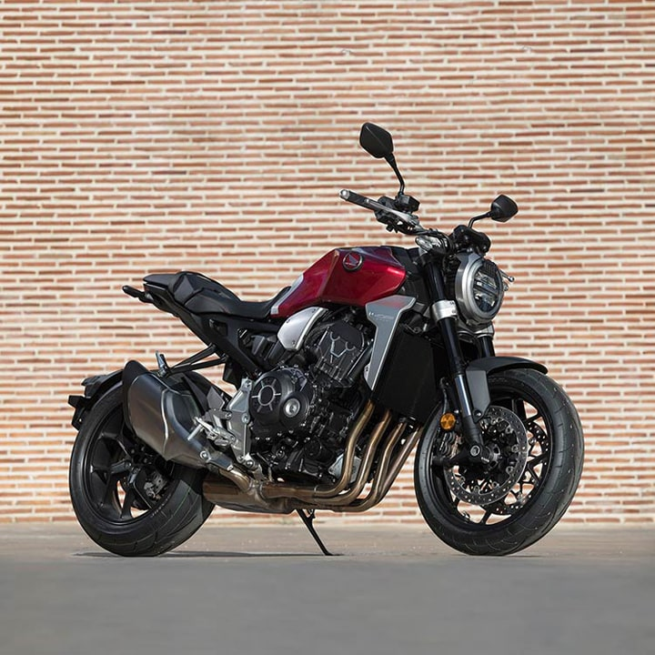 Review Honda CB1000R ABS 2019
