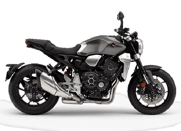 Honda CB1000R ABS 2020 xám đen bạc