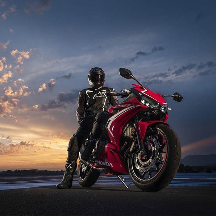 Honda CBR 500R ABS 2020 sport
