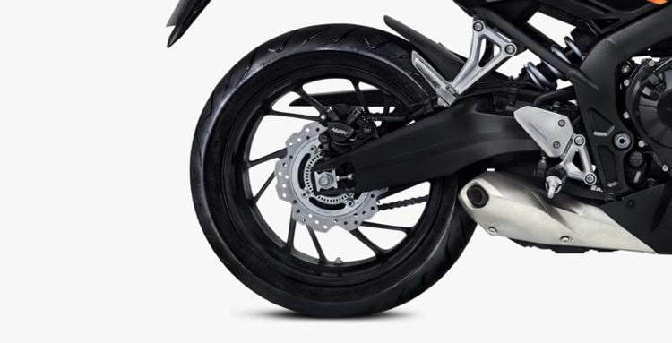 Honda CBR 500R ABS 2020 banh sau