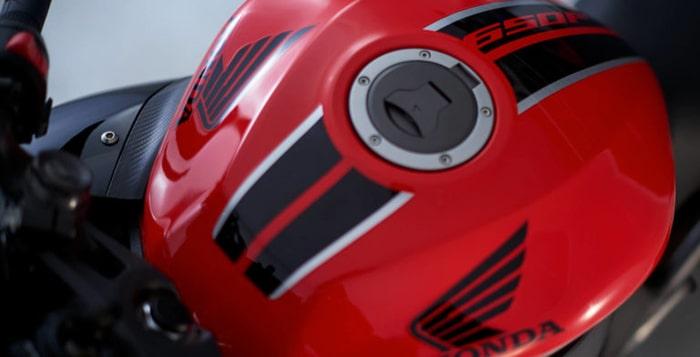 Honda CBR 500R ABS 2020 fuel