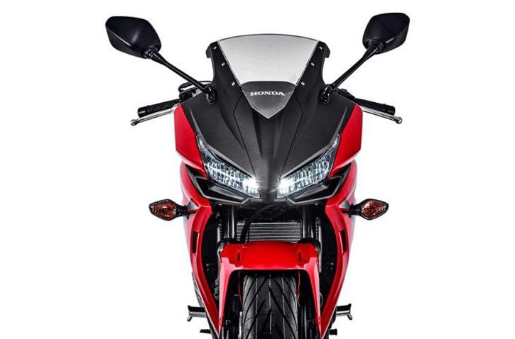 Honda CBR 500R ABS 2020 đèn pha