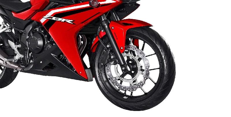 Honda CBR 500R ABS 2020 phanh truoc