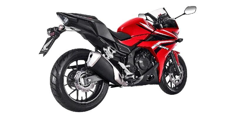 Honda CBR 500R ABS 2020 red