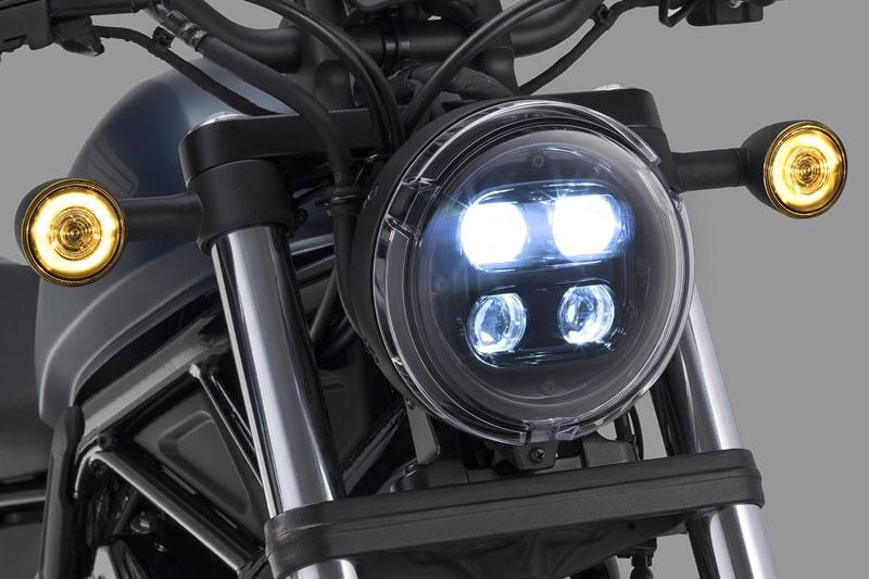 Đánh giá Honda Rebel 500 2020