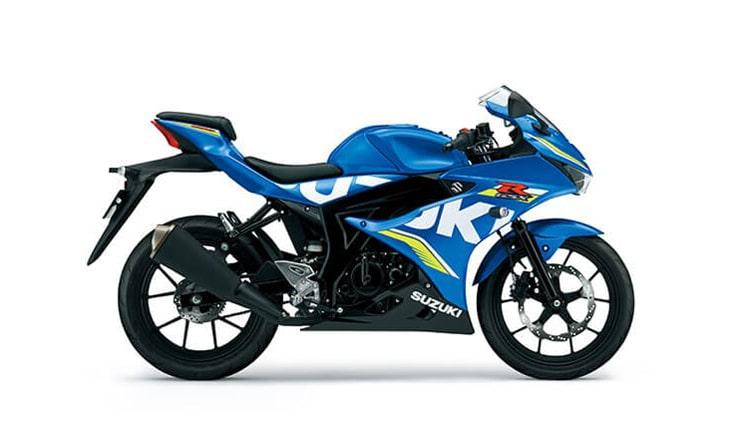 Suzuki GSX-R150 2019 thể thao