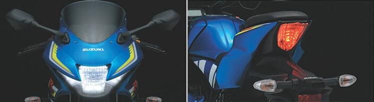 Đèn chiếu sáng Suzuki GSX-R150 2019
