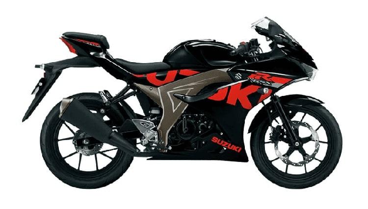 Suzuki GSX-R150 màu đen