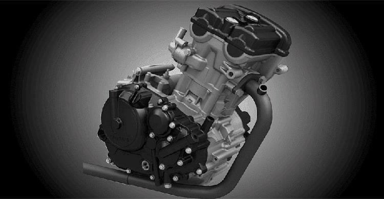 Động cơ Suzuki GSX R150 2019