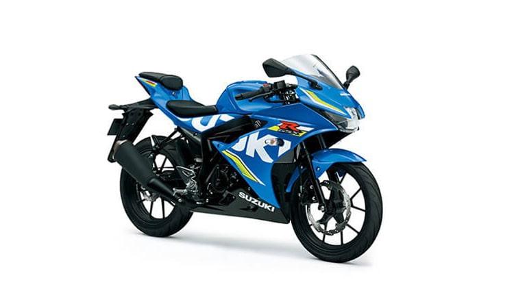 Suzuki GSX R150 2019