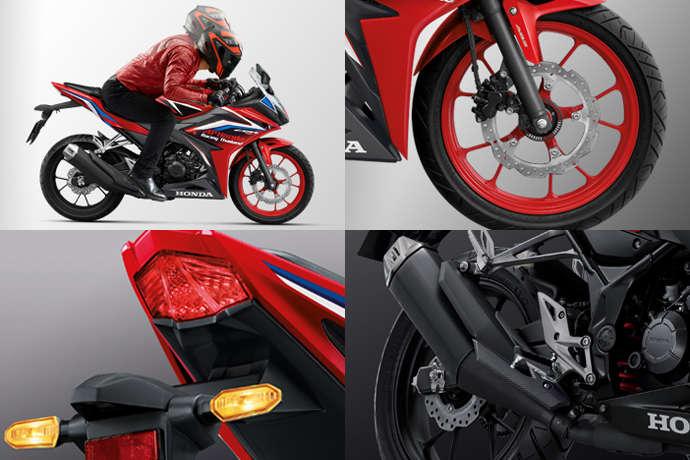 Kích thước Honda CBR150R 2020
