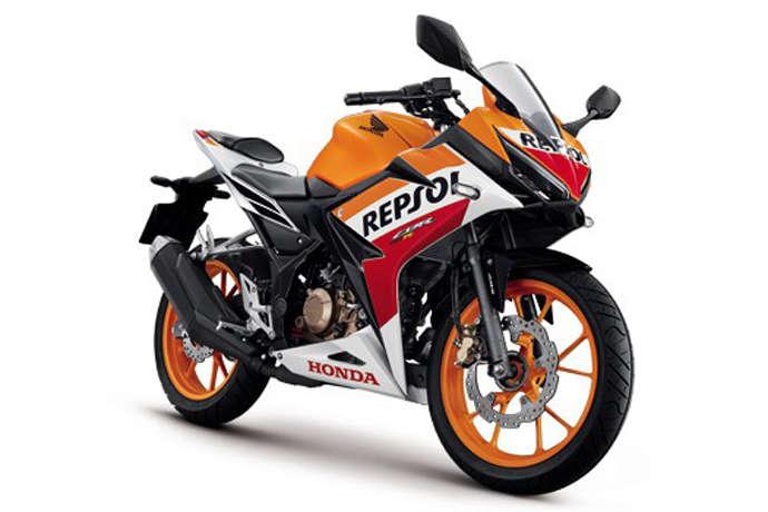 Honda CBR150R ABS 2020 Repsol