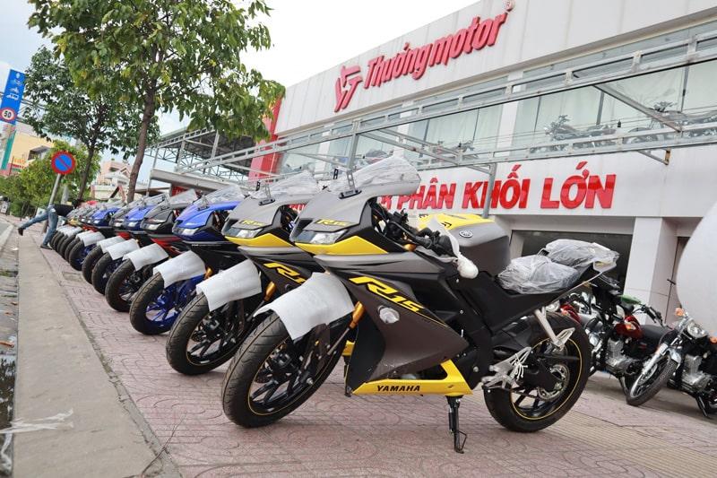 Yamaha R15 V3 Thưởng Motor