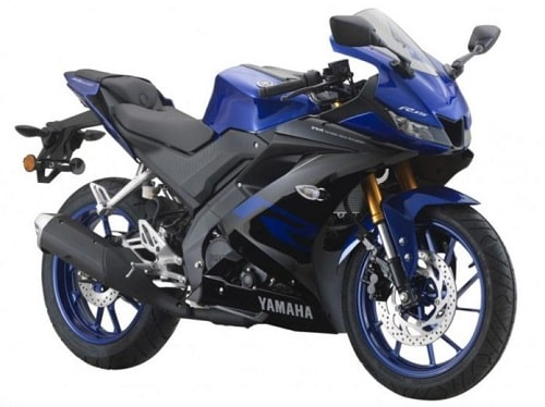 Yamaha YZF-R15 V3.0 xanh