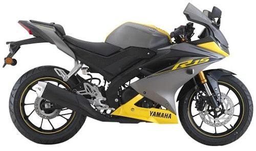 Yamaha YZF-R15 V3.0 vàng đen