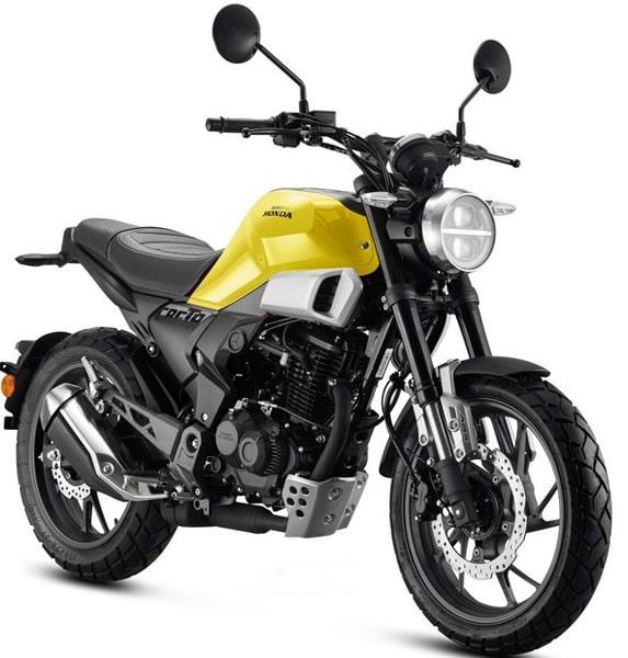 Honda CBF190 TR 2020