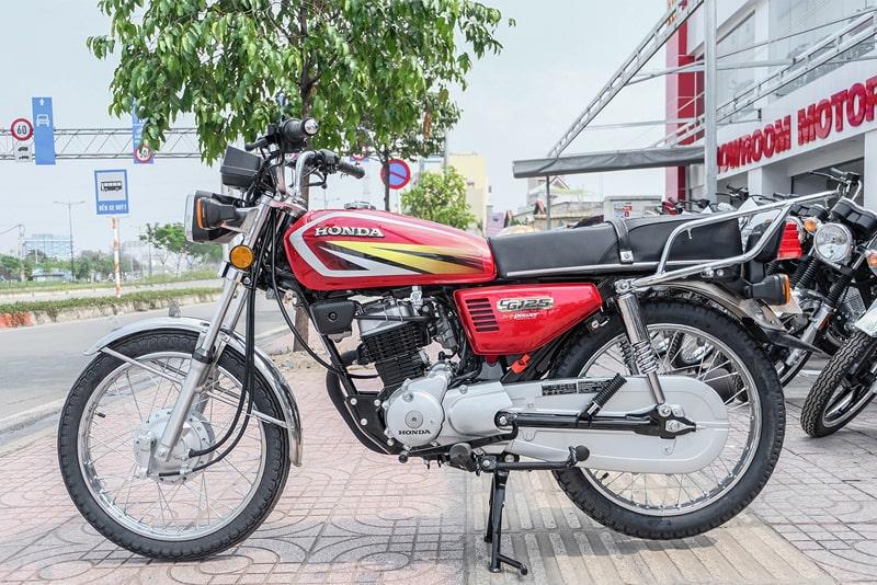 Honda CG125 2019