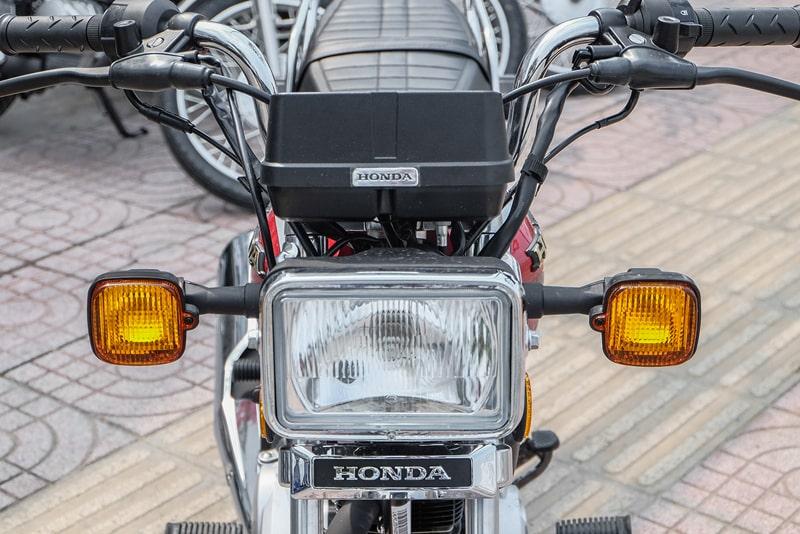 Đèn pha vuông Honda CG125 2020