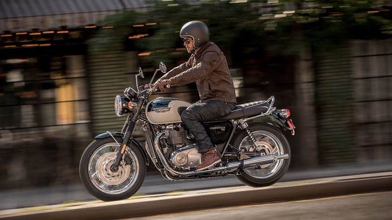 Review Triumph Bonneville T120 2019