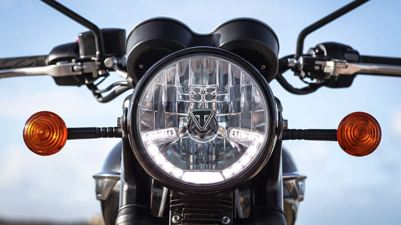 Đèn pha Triumph Bonneville T120