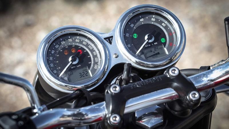 Đồng hồ Triumph Bonneville T120 2019