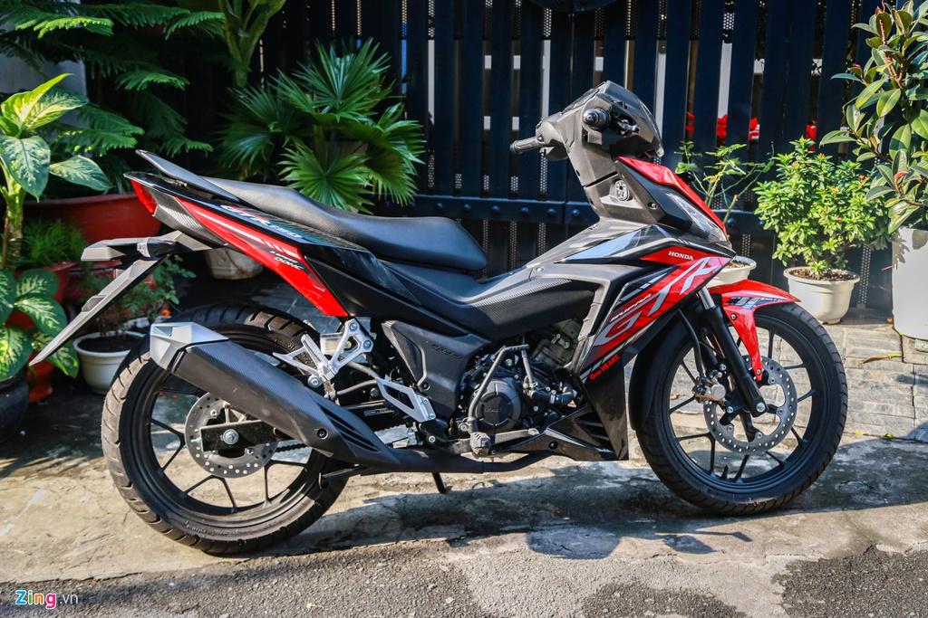 Honda Supra GTR 150 ABS