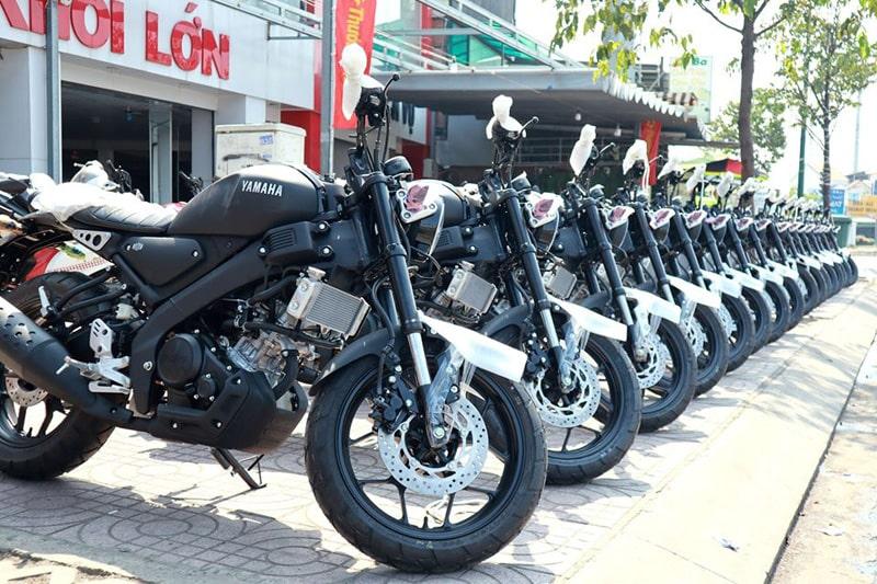 Yamaha XSR 155 2020 Thuong Motor