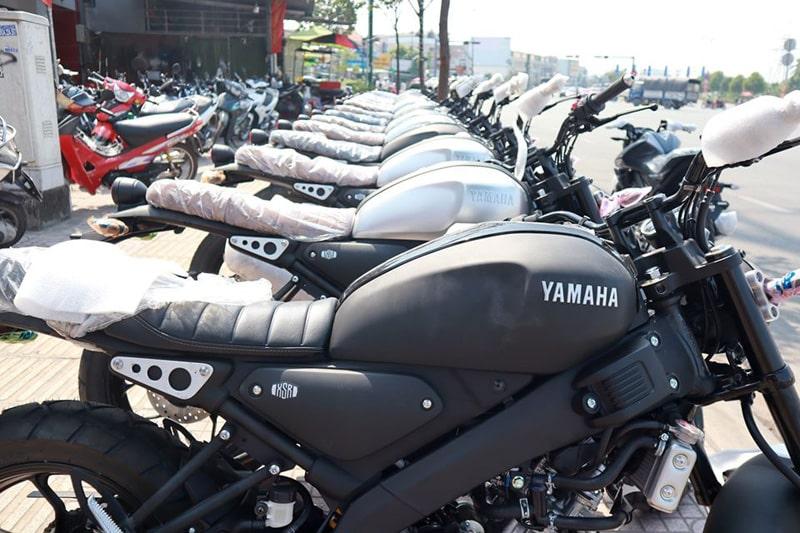 Yamaha XSR 155 2020 về Việt Nam