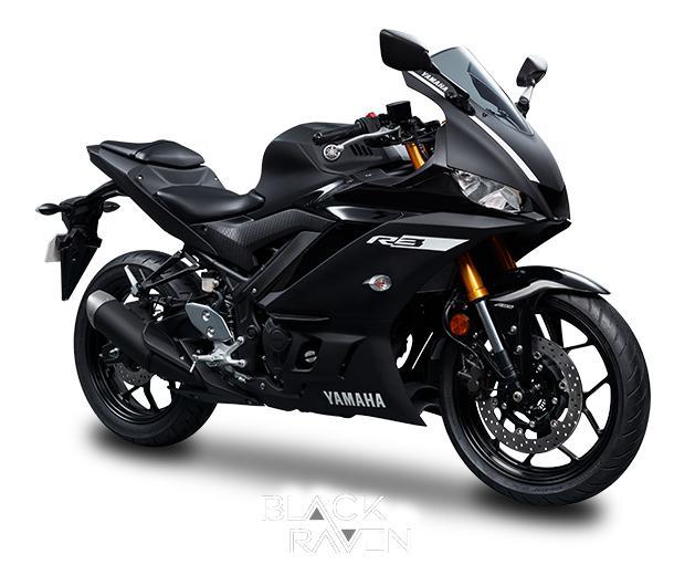 Yamaha R3 2020 Black