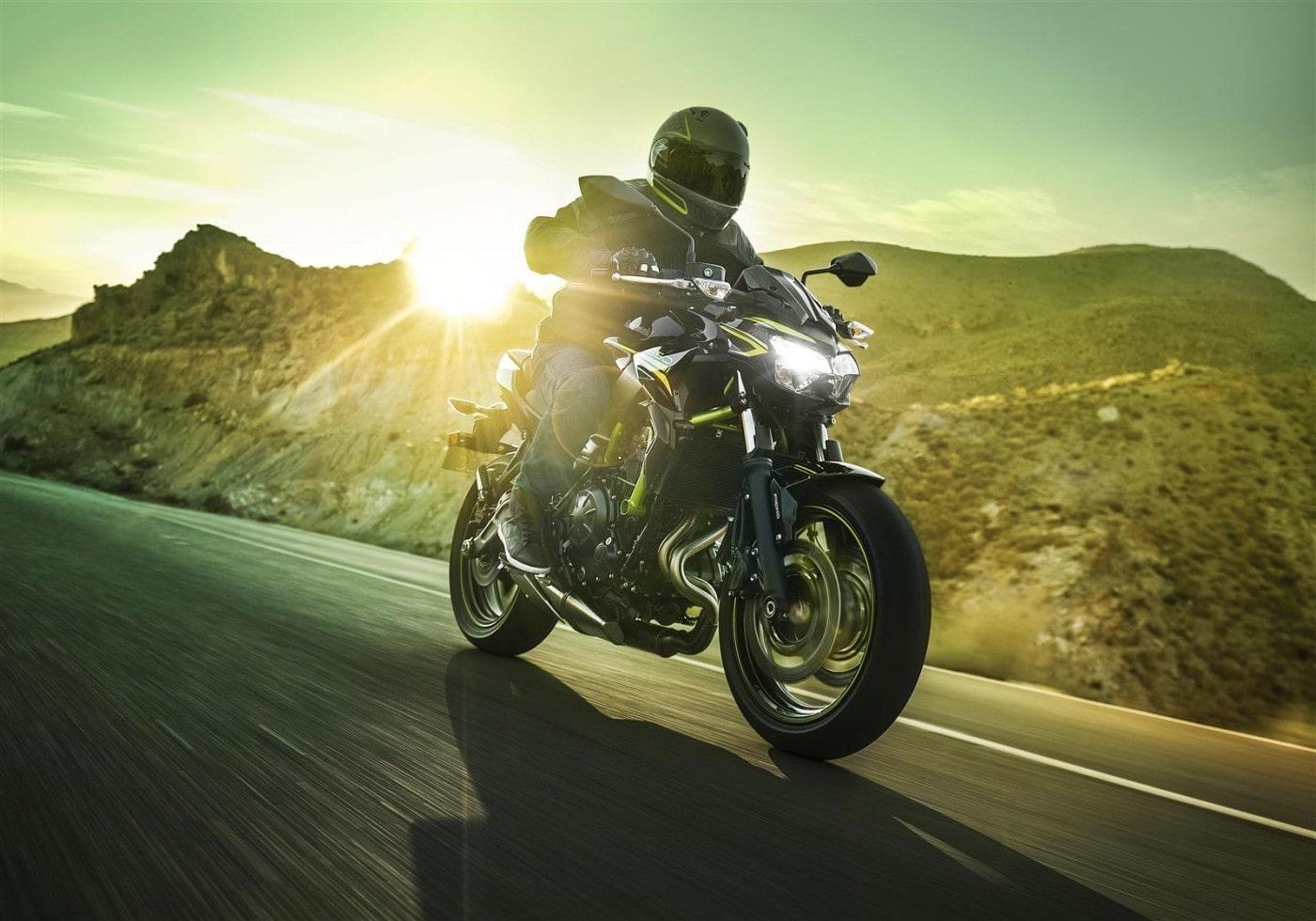 Kawasaki Z650 ABS 2020