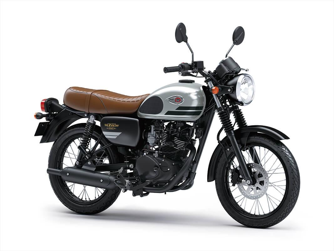 W175 SE 2020 phiên bản Bạc Ánh Kim