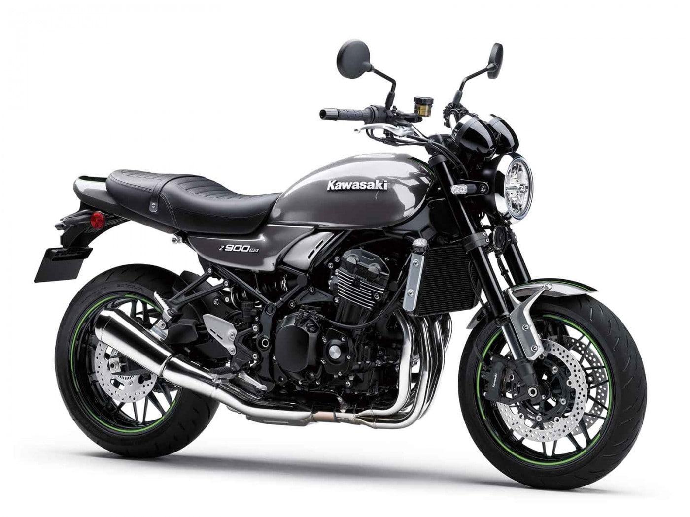 Kawasaki Z900 RS 2020 Xám Graphite