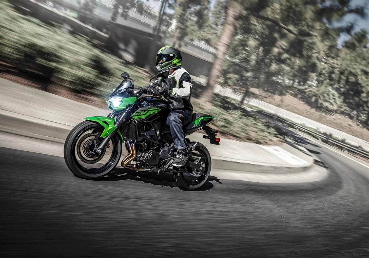 Kawasaki Z400 ABS 2020